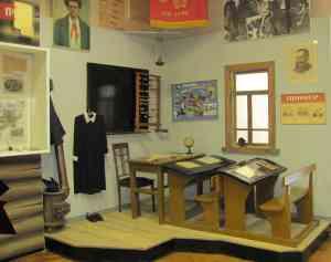 Общеобразовательная школа в 1946-65 гг.