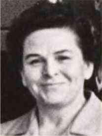 Мария Михайловна Новопавловская
