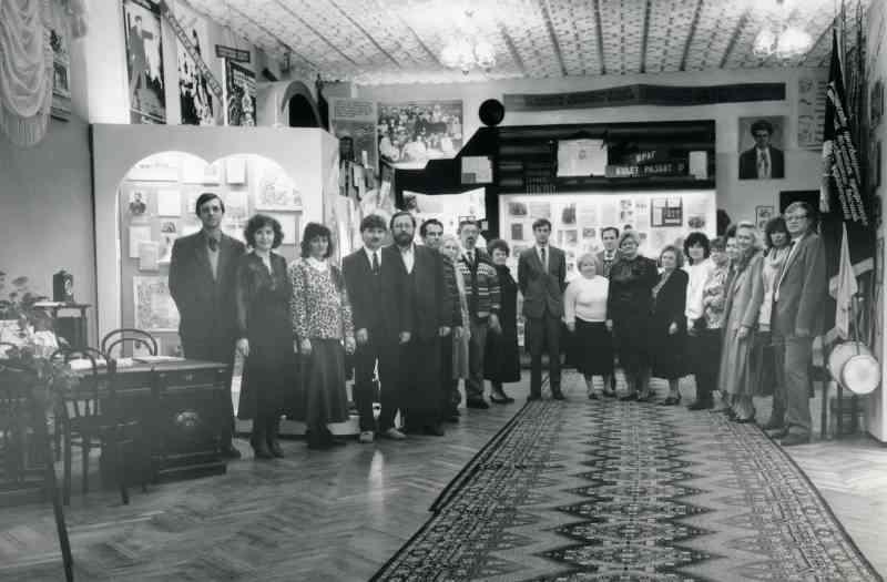 Республиканский семинар-совещание по проблемем Информатизация образования. Октябрь 1994г.