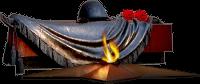 логотип - вечный огонь